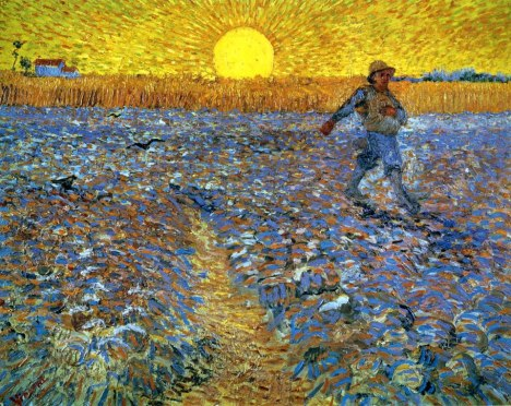 O Semeador de Van Gogh